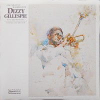 LP Dizzy Gillespie With The Orchestra One Night In Washington