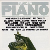 VARIOS  ATLANTIC JAZZ: PIANO