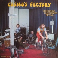 "CREEDENCE CLEARWATER REVIVAL - COSMO'S FACTORY ""BRA"""