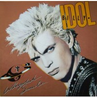 "BILLY IDOL - WHISHPLASH SMILE ""BRA"""