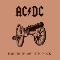A C / D C - FOR THOSE ABOUT ROCK  ''BRA''