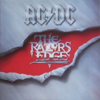 A C / D C - THE RAZORS EDGE  ''BRA''
