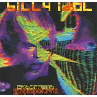 "BILLY IDOL - CYBER PUNK ""BRA"""