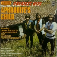 APHRODITE'S CHILD  GREATEST HITS