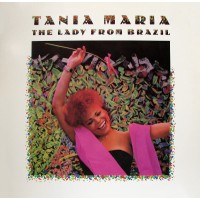 TANIA MARIA THE LADY FROM BRAZIL