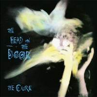 "CURE - THE HEAD ON THE DOOR ""BRA"""