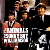 ANIMALS WITH SONNY BOY WILLIAMSON - ANIMALS WITH SONNY BOY WILLIAMSON ''BRA''