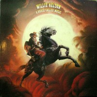 "WILLIE NELSON - A HORSE CALLED MUSIC ""BRA"""